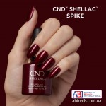 Гель-лак CND Shellac Spike