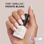 Гель-лак CND™ Shellac™ Pointe Blanc