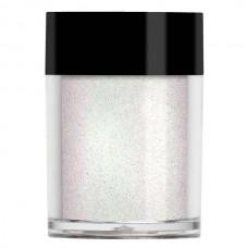 Белый голографический микро-глиттер Lecente™ Golden White Micro-Iridescent Glitter (8,5 г)