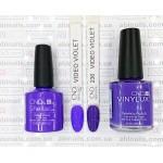 Гель-лак CND™ Shellac™ Video Violet Фото 3