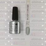 Гель-лак CND™ Shellac™ Silver Chrome Фото 3