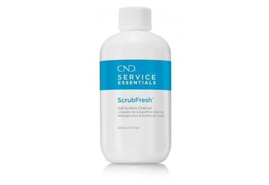 Универсальный обезжириватель CND ScrubFresh (222мл)
