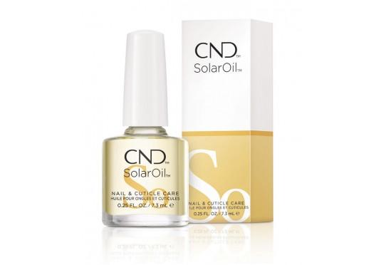 Масло для ногтей и кутикулы CND Solar Oil (7,3мл)