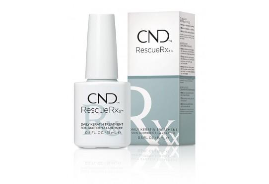 Кератиновое лечение для ногтей CND RESCUERXX™ 15мл