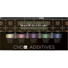 Набор глиттеров CND™ Additives Modern Folklore Collection