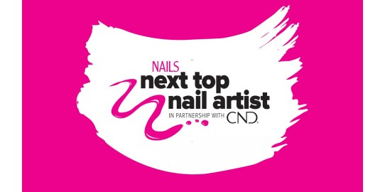 Конкурс NAILS NEXT TOP NAIL ARTIST in partnership with CND