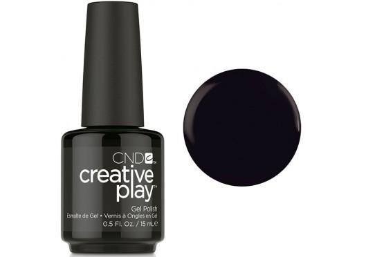 Гель лак  Creative Play Black Forth #451 Фото 1