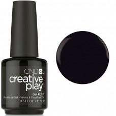Гель лак  CND™ CreativePlay™ Black Forth #451