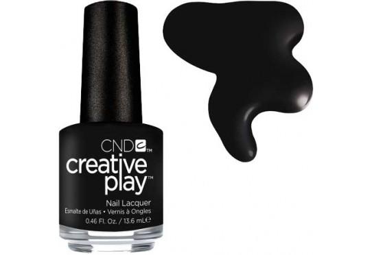 Лак для ногтей CND™ CreativePlay™ #451 Black Forth