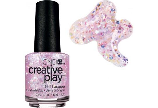Лак для ногтей CND™ CreativePlay™ #466 Got A Light (многоцветный)