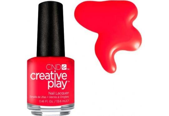 Лак для ногтей CND™ CreativePlay™ #453 Hottie Tomattie