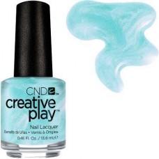 Лак для ногтей CND CreativePlay #436 Isle Never Let Go