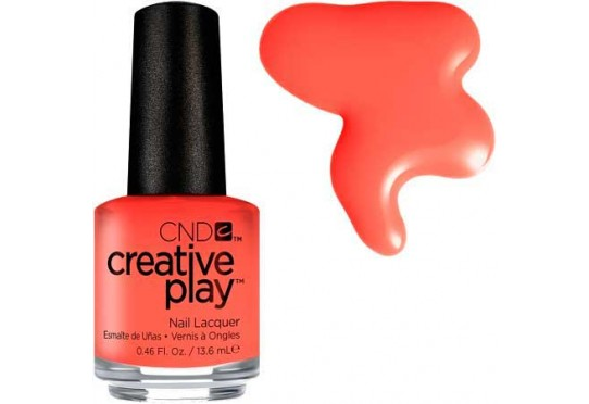 Лак для ногтей CND™ CreativePlay™ #423 Peach Of Mind
