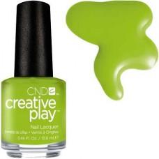 Лак для нігтів CND™ CreativePlay™ #427 Toe The Lime