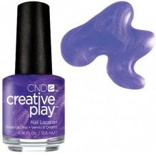 Лак для ногтей CND CreativePlay #441 Cue The Violets