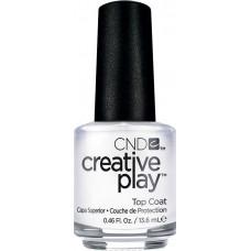 Закрепитель для лака CND CreativePlay Top Coat