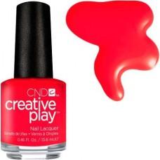 Лак для нігтів CND™ CreativePlay™ #453 Hottie Tomattie