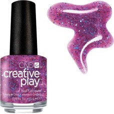 Лак для ногтей CND CreativePlay #475 Positively Plumsy