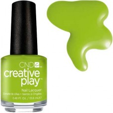 Лак для ногтей CND CreativePlay #427 Toe The Lime