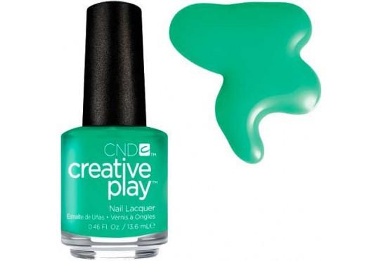 Лак для ногтей CND™ CreativePlay™ #428 You've Got Kale Фото 1