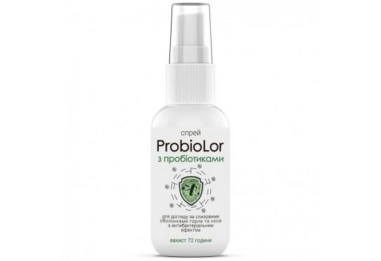 Пробиотический спрей с антибактериальным эффектом ProbioLor (50мл) Фото 1