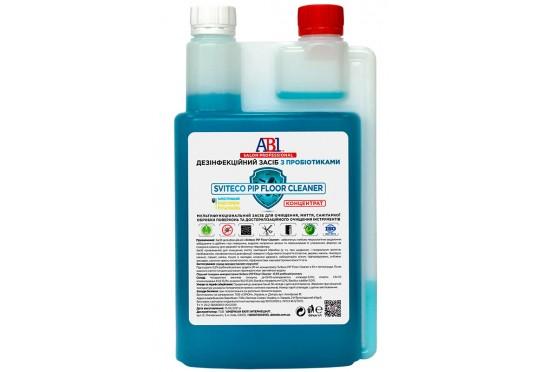 Пробиотический дезинфектант концентрат Sviteco PIP Floor Cleaner (1л) Фото 1