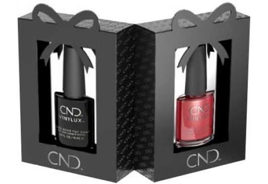 Брендовая коробка для лаков CND Vinylux Фото 1