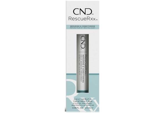 Кератиновое лечение ногтей CND RESCUERXX в виде карандаша Фото 1