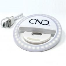 Кольцевая cелфи ламла CND™ Cool Selfie Lamp