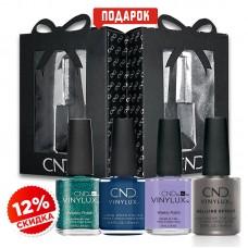Подарунковий набір лаків CND Vinylux (ABI-6)