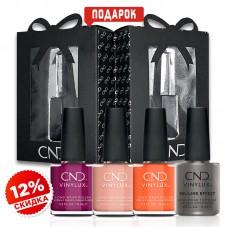 Подарунковий набір лаків CND Vinylux (ABI-7)