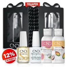 Подарунковий набір для догляду за руками CND (ABI-5)