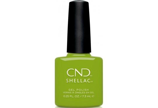 Гель-лак CND™ Shellac™ Crisp Green Фото 1