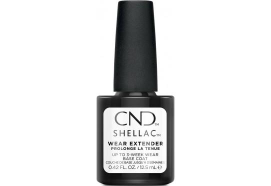 Пролонговане базове покриття CND™ Shellac™ Wear Extender Base Coat 12.5 мл