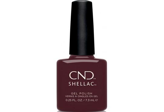 Гель-лак CND™ Shellac™ Black Cherry