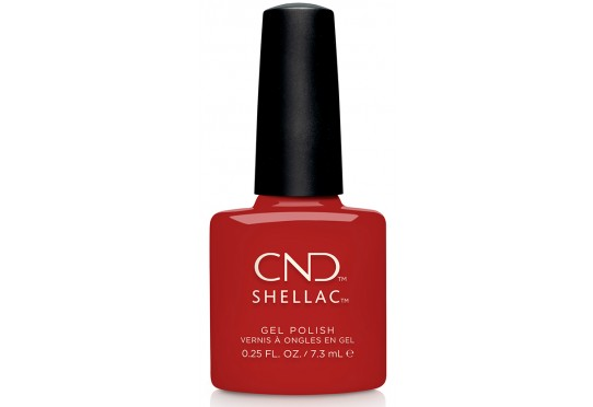 Гель-лак CND Shellac Company Red