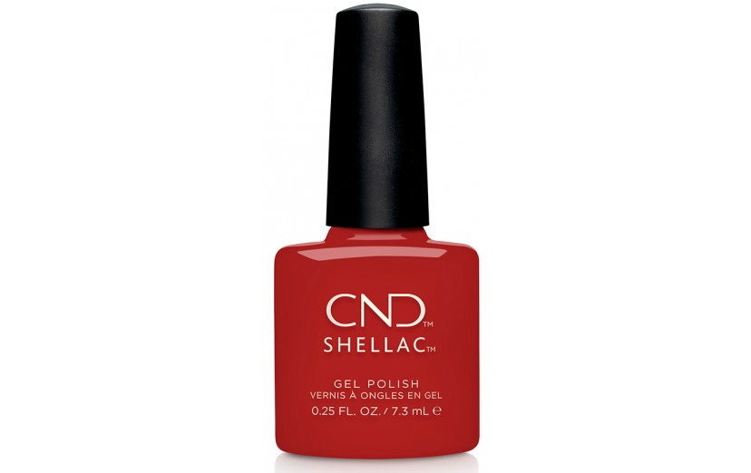 Гель-лак CND™ Shellac™ Company Red
