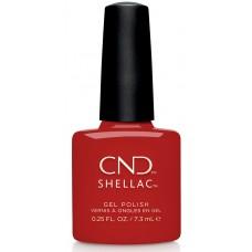 Гель-лак CND Shellac Company Red