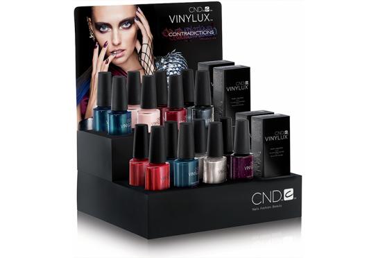 Набор лаков для ногтей CND™ Vinylux™ Contradictions (8 лаков, 2 закрепителя)