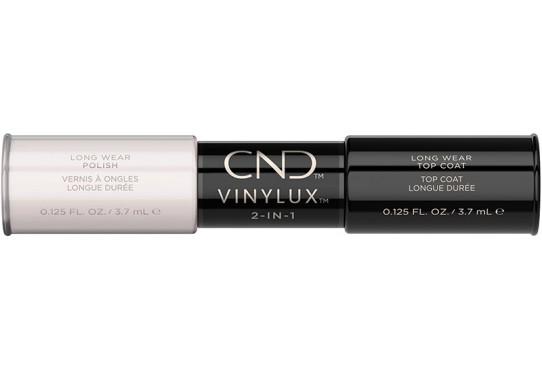 Лак-карандаш CND™ Vinylux™ #108 Cream Puff + Закрепитель