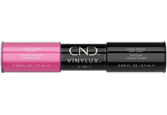 Лак-олівець CND™ Vinylux™ #121 Hot Pop Pink + Закрепитель