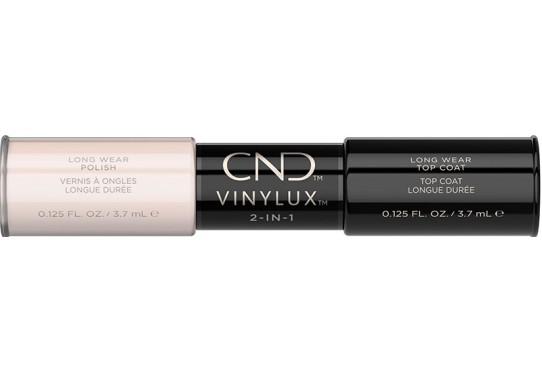 Лак-карандаш CND™ Vinylux™ #195 Naked Naivete + Закрепитель Фото 1