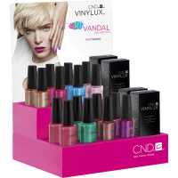 Набор лаков для ногтей Vinylux Art Vndal Large (8 цветов и 2 закрепителя)