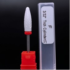 Керамічна насадка для фрезера конус С (червона)