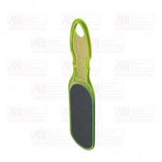 Терка для стоп пластиковая CLASSIC AC 10/1 (100/180)