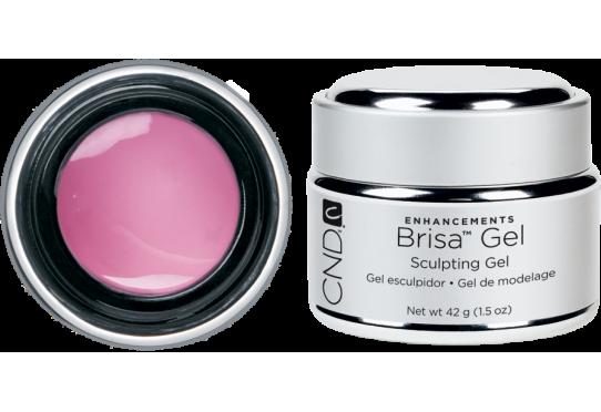 Гель для наращивания ногтей Brisa Gel Cool Pink Semi-Sheer (42г)