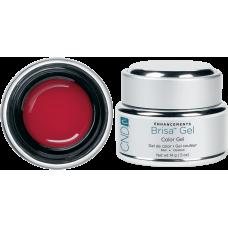 Цветной гель для дизайна ногтей CND™ Brisa Gel Red Opaque Color (14г)