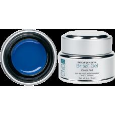 Цветной гель для дизайна ногтей CND™ Brisa Gel Blue Opaque Color (14г)