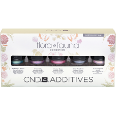 Набор пигментов CND™ Additives Flora and Fauna
