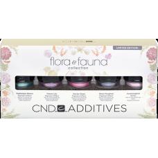 Набор пигментов CND™ Additives Flora and Fauna
